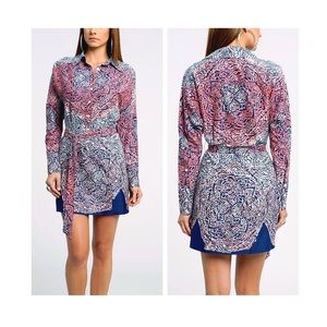 GUESS by Marciano Codie Shirt Dress